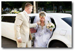 Custom Wedding Limo Service